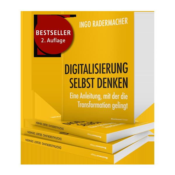 Digitalisierung selbst denken - Bestseller